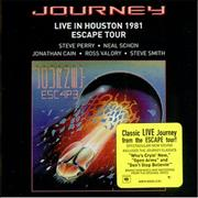 Click here for more info about 'Journey - Live In Houston 1981 Escape Tour'