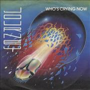 Click here for more info about 'Journey - Who's Crying Now'