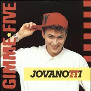 Click here for more info about 'Jovanotti - Gimme Five'