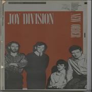 Click here for more info about 'Joy Division - A History In Cuttings'