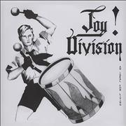 Click here for more info about 'Joy Division - An Ideal For Living EP - Orange'