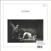 Click here for more info about 'Joy Division - Closer - 180gm'
