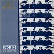 Click here for more info about 'Joy Division - Form (And Substance)'