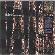 Click here for more info about 'Joy Division - Preston 28 February 1980 - Opaque Violet Vinyl'