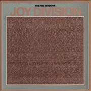 Click here for more info about 'Joy Division - The Peel Sessions - glossy sleeve'