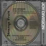 Click here for more info about 'Joy Division - The Peel Sessions'