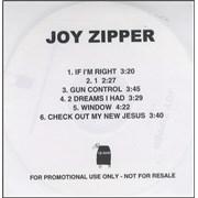 Click here for more info about 'Joy Zipper - Joy Zipper - 6 Tracks'