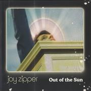 Click here for more info about 'Joy Zipper - Out Of The Sun'