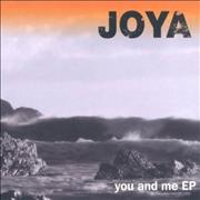 Click here for more info about 'Joya - You And Me EP'