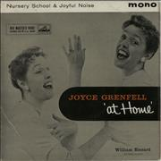 Click here for more info about 'Joyce Grenfell - At Home EP'