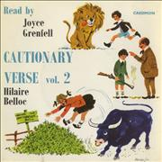 Click here for more info about 'Joyce Grenfell - Cautionary Verse Of Hilaire Belloc Vol. 2 EP'
