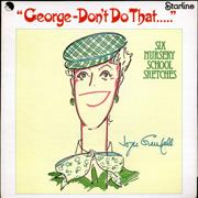 Click here for more info about 'Joyce Grenfell - George - Don't Do That ...'