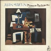 Click here for more info about 'Juan Martin - Picasso Portraits + Insert'