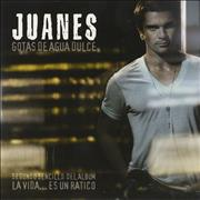 Click here for more info about 'Juanes - Gotas De Agua Dulce'
