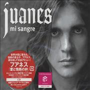 Click here for more info about 'Juanes - Mi Sangre'