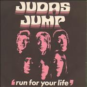 Click here for more info about 'Judas Jump - Run For Your Life'