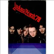 Click here for more info about 'Judas Priest - '78 Japanese Tour'