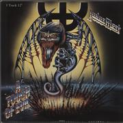 Click here for more info about 'Judas Priest - A Touch Of Evil + Poster'