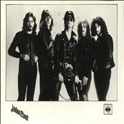 Click here for more info about 'Judas Priest - Band Photograph - Signed'