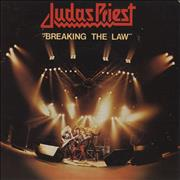 Click here for more info about 'Judas Priest - Breaking The Law'