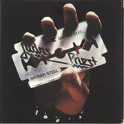 Click here for more info about 'Judas Priest - British Steel - Clear Vinyl'