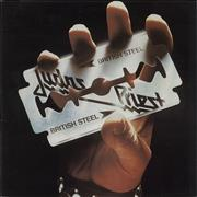 Click here for more info about 'Judas Priest - British Steel - Graduated Orange'
