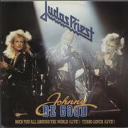 Click here for more info about 'Judas Priest - Johnny B. Goode'