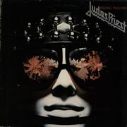 Click here for more info about 'Judas Priest - Killing Machine - Red Vinyl - VG/EX'