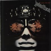 Click here for more info about 'Judas Priest - Killing Machine - Red Vinyl'