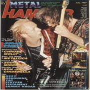 Click here for more info about 'Judas Priest - Metal Hammer'