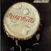Click here for more info about 'Judas Priest - Rocka Rolla - VG/EX'