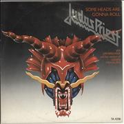 Click here for more info about 'Judas Priest - Some Heads Are Gonna Roll'
