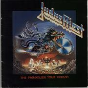 Click here for more info about 'Judas Priest - The Painkiller Tour 1990/91 - Autographed'