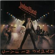 Click here for more info about 'Judas Priest - Unleashed In The East + 7