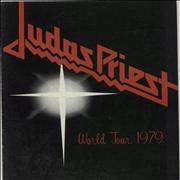 Click here for more info about 'Judas Priest - World Tour 1979 + Ticket Stubs'