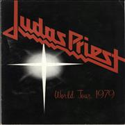 Click here for more info about 'Judas Priest - World Tour 1979 - EX'