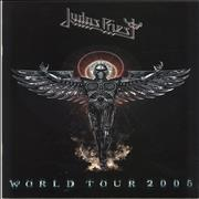 Click here for more info about 'Judas Priest - World Tour 2005 + Ticket stub'