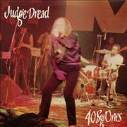 Click here for more info about 'Judge Dread - 40 Big Ones'