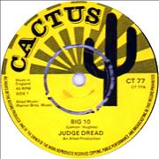 Click here for more info about 'Judge Dread - Big 10'