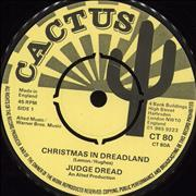 Click here for more info about 'Judge Dread - Christmas In Dreadland'
