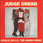 Click here for more info about 'Judge Dread - Jingle Bells / The Hokey Cokey'