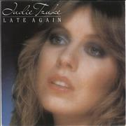 Click here for more info about 'Judie Tzuke - Late Again'