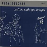 Click here for more info about 'Judy Boucher - Can't Be With You Tonight'