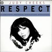 Click here for more info about 'Judy Cheeks - Respect'