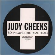 Click here for more info about 'Judy Cheeks - So In Love (The Real Deal)'