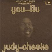 Click here for more info about 'Judy Cheeks - You Flu'