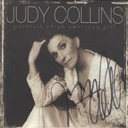 Click here for more info about 'Judy Collins - Portrait Of An American Girl - Autographed'