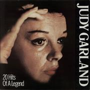 Click here for more info about 'Judy Garland - 20 Hits Of A Legend'