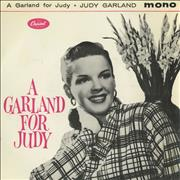 Click here for more info about 'Judy Garland - A Garland For Judy EP'