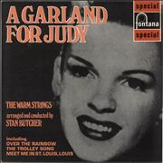 Click here for more info about 'Judy Garland - A Garland For Judy'
